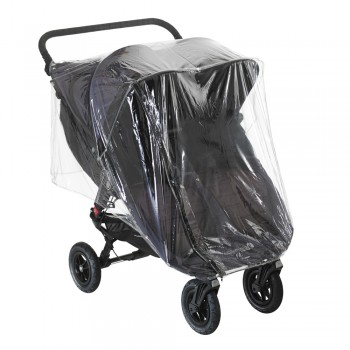 Baby Jogger City Mini gt Double Raincover
