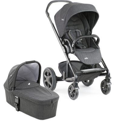 ChromeDLX carrycot pushchair Pavement1