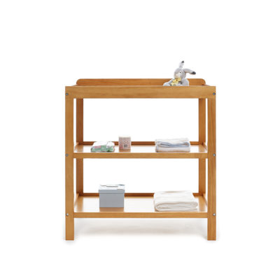 Obaby Open Changing Unit - Country Pine 2