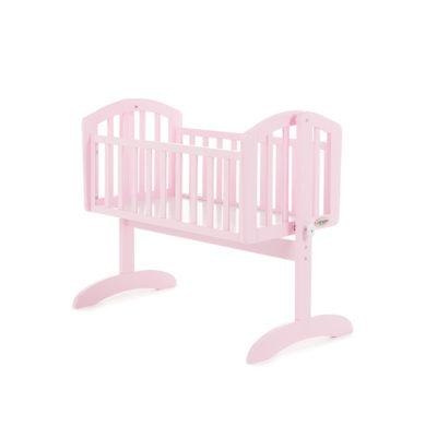 Obaby Sophie Swinging Crib - Eton Mess