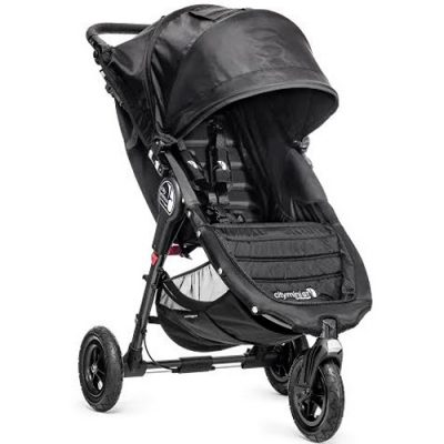 baby jogger city mini gt black