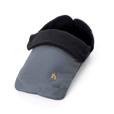 Out N About Nipper Footmuff - Steel Grey