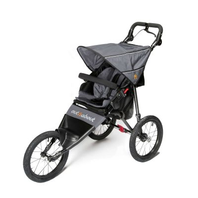 Out n About Nipper Sport V4 - Steel Grey