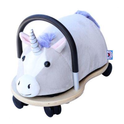 Wheelybug Plush - Unicorn