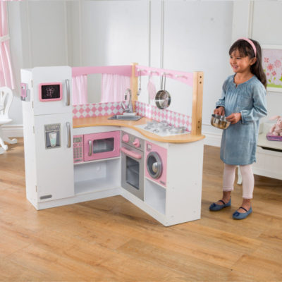 Kidkraft Grand Gourmet Corner Kitchen2