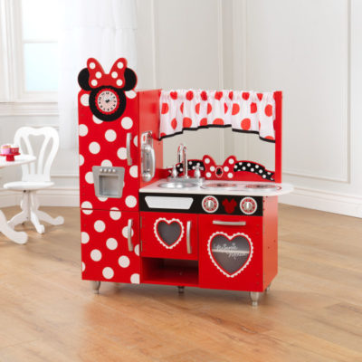 Kidkraft Jr. Minnie Mouse Vintage Play Kitchen