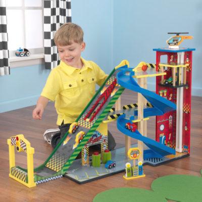 Kidkraft Mega Ramp Racing Set1