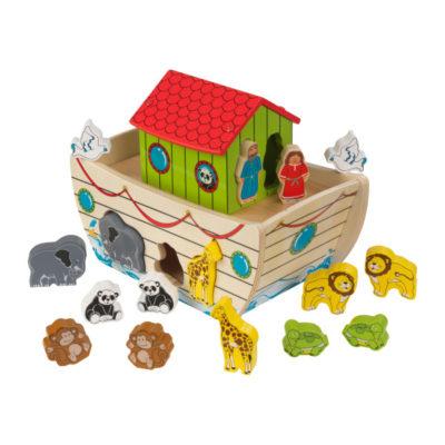 Kidkraft Noah's Ark Shape Sorter1