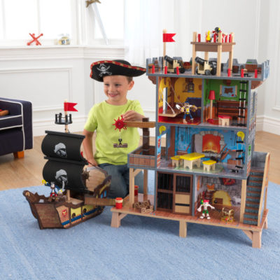 Kidkraft Pirate's Cove Play Set2
