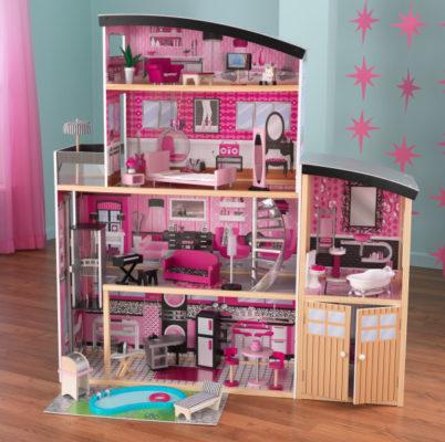 Kidkraft Sparkle Mansion Dollhouse