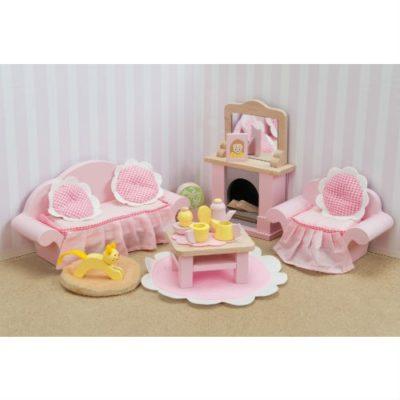 Le Toy Van Doll House Daisylane Sitting Room