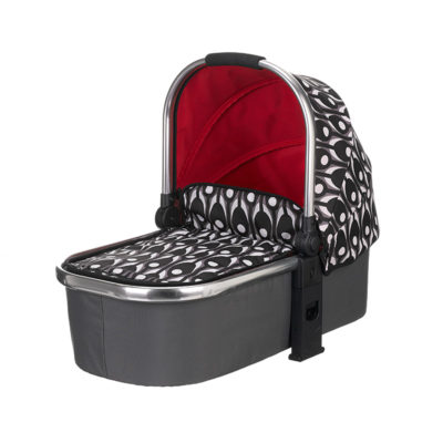Obaby Chase Carrycot - Eclipse