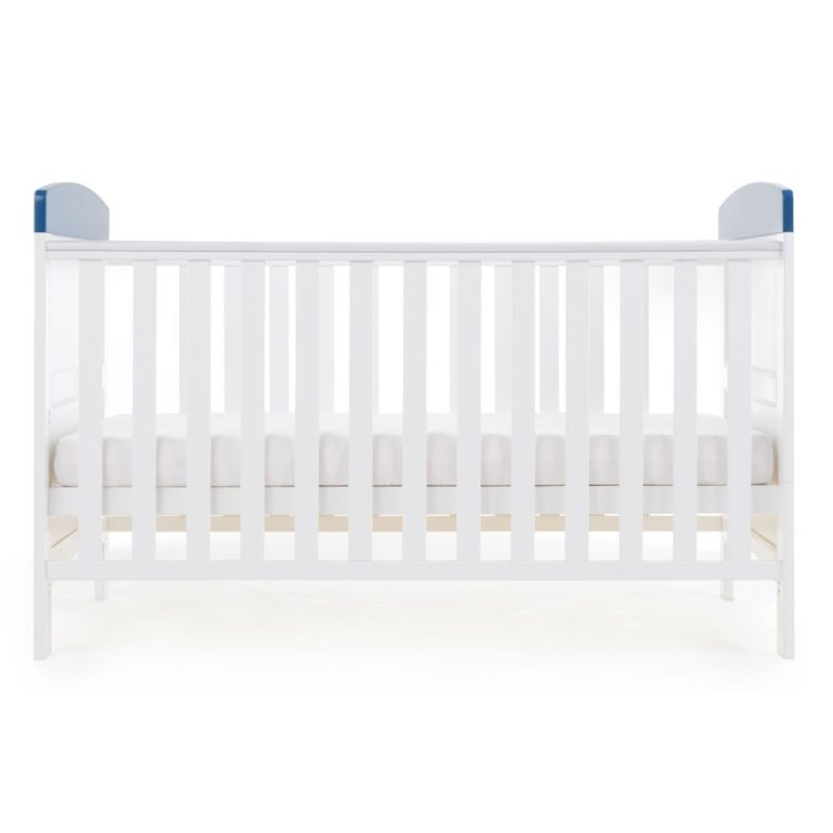 Obaby Disney Inspire Cot Bed - Mickey Mouse Ahoy 5