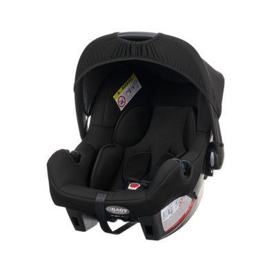 Obaby Hera Group 0+ Infant Car Seat - Black
