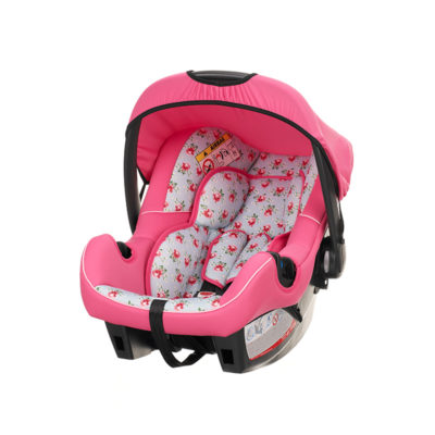 Obaby Hera Group 0+ Infant Car Seat - Cottage Rose