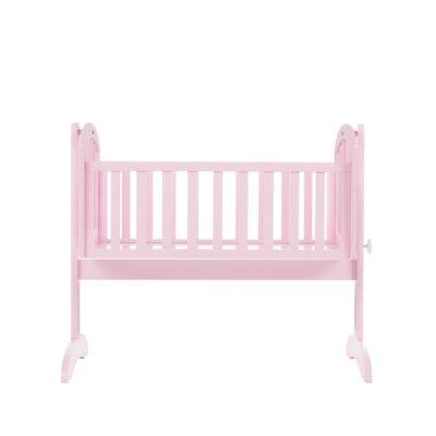 Obaby Sophie Swinging Crib and Mattress - Eton Mess