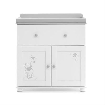 Obaby Winnie the Pooh Changing Unit - Dreams and Wishes