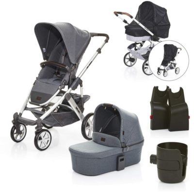 abc design salsa 4 pushchair pram bundle mountain