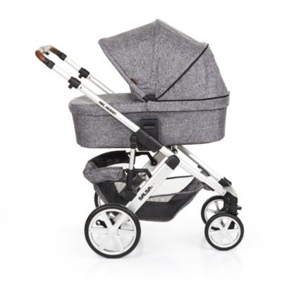 abc design salsa pram race