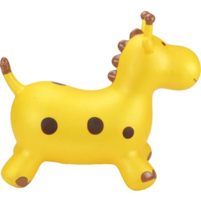 Happy Hopperz Gold Giraffe