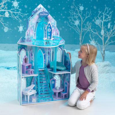 KidKraft Disney Frozen Ice Castle Dollhouse2
