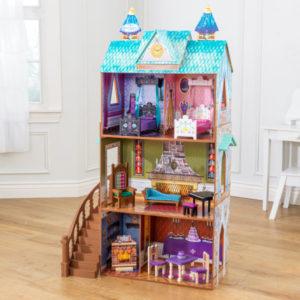 Kidkraft-Disney®-Frozen-Arendelle-Palace-Dollhouse