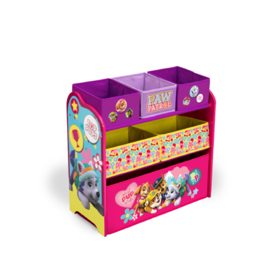 Delta Children Disney Paw Patrol Multi Bin storage - Pink