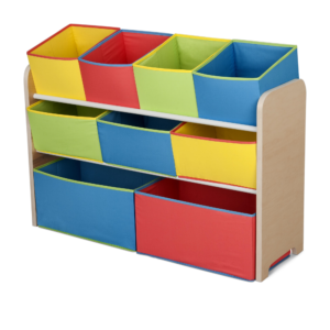 Delta Children Multi Colour Multi bin Organizer