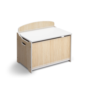 Delta Children Natural Toy Box1