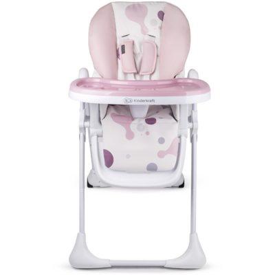 Kinderkraft Yummy Highchair - Pink