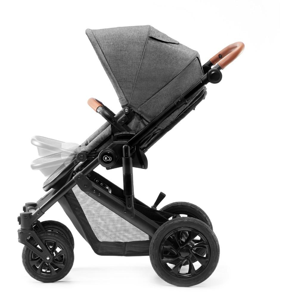 Kinderkraft Prime 3-in-1 Travel System – Grey – Baby and ...