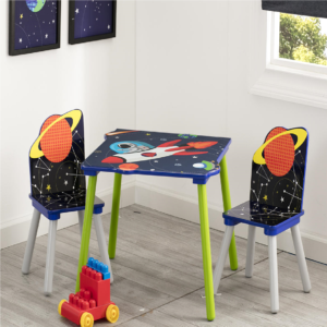 ASTRONAUT-TABLE-CHAIR-SET