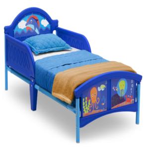OCEAN-TODDLER-BED-BLUE