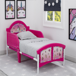RAINBOW-TODDLER-BED