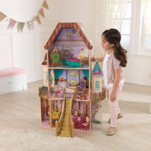 KidKraft Disney Belle's Enchanted Castle