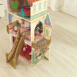 KidKraft Disney Belle's Enchanted Castle1