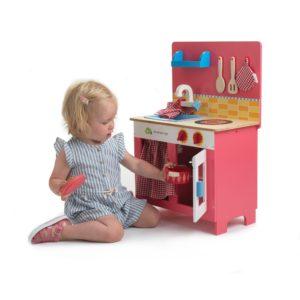 Tender Leaf Toys Cherry Pie Kitchen1