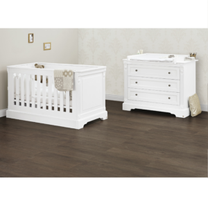 Pinolino Emilia 2 Piece Room Set with Mattress